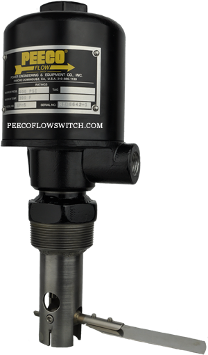Flow Switches For High Velocity Flows Peeco Flow Switch