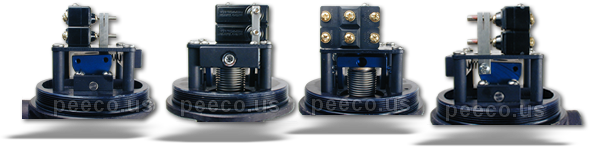 PEECO Stacked Micro-Switches