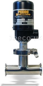 PEECO Sanitary Flow Switch